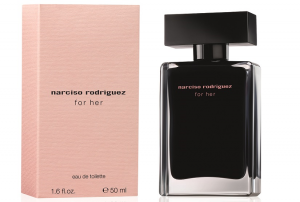 for her edt 50 ml