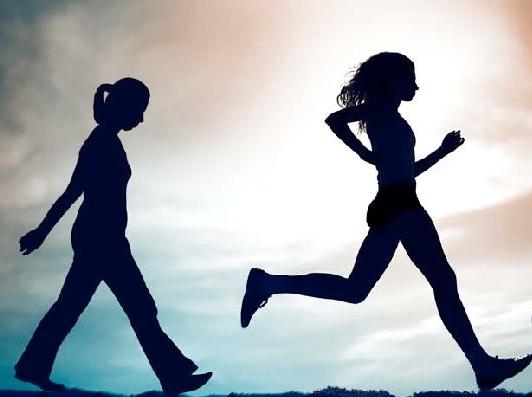 Koşu mu Yürüyüş Mü Daha Faydalı?