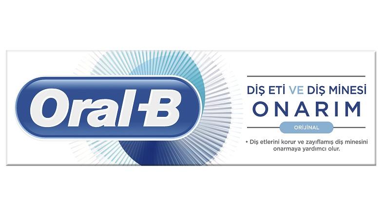 Oral-B'den Yeni Diş Macunu