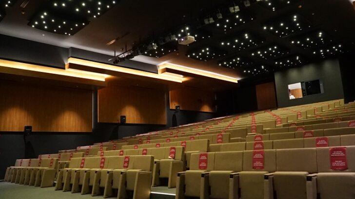 İstinye Üniversitesi'nden Yeni Bir Kongre Merkezi