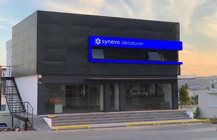 Synevo Laboratuvarları'nın 11. Şubesi Bodrum'da
