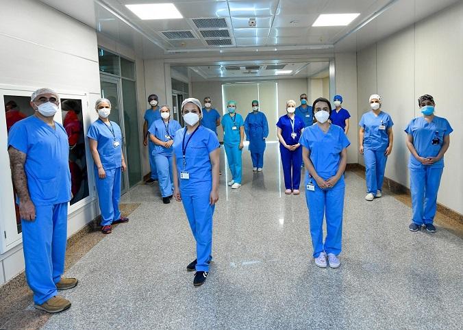 Türkiye'den Kardeş Azerbaycan'a Koronavirüs Mücadelesinde Destek