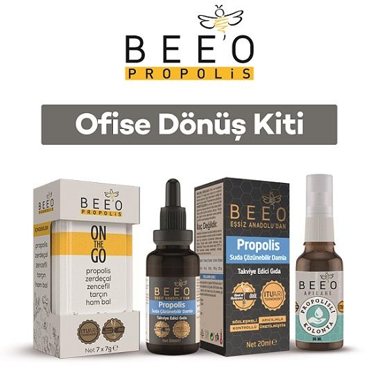 BEE'O Propolis'ten Ofise Rahat Dönüş