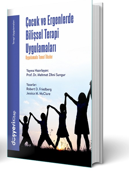 Dünyanın Çocuk ve Ergen Terapisindeki Referans Kitabı Türkiye'de