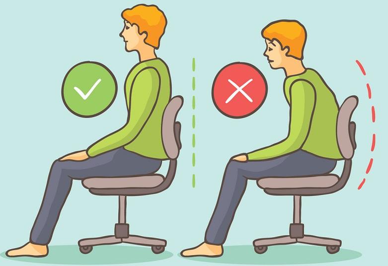 Yanlış Pozisyonda Oturmak Omurgayı Nasıl Etkiliyor?