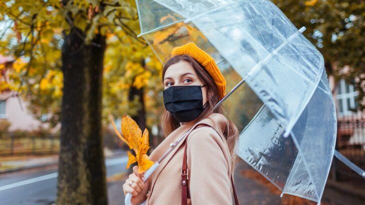 Sonbaharda Maske Kullanırken Bu Kurallara Dikkat