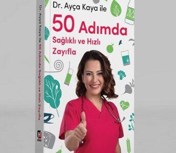 Dr.Ayça Kaya'dan 50 Adımda Zayıflama Rehberi