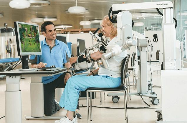 Fizik Tedavi ve Rehabilitasyonda Robotik Cihazların Rolü Artıyor