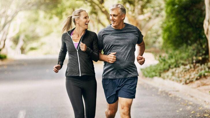 Orta Yaşta 12 Dakikalık Yoğun Egzersiz Yeterli