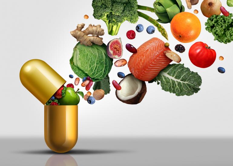 Beslenmemizin Vazgeçilmez Elementleri