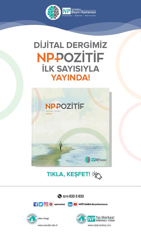 NPİstanbul'dan Yeni Dijital Dergi: Pozitif