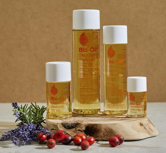 Çatlaklar için Bio-Oil'den Yeni Formül: Natural