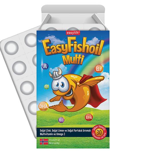 EasyVit'ten Çocuklara Özel 3 Yeni Ürün