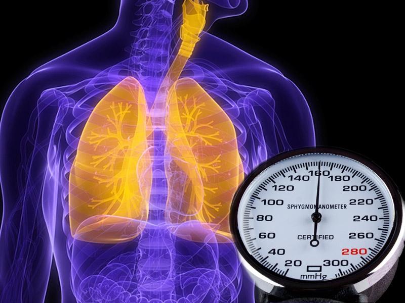Akciğer Yüksek Tansiyonu Nedir? Neden Olur?
