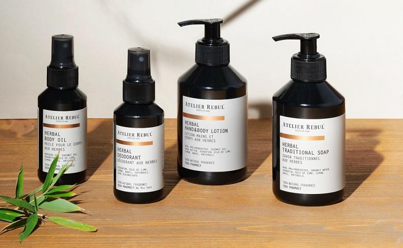 Atelier Rebul Pharmacy Koleksiyonu ile Cildiniz Sonbahara Hazır