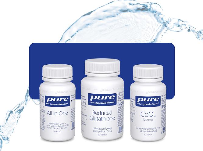 Pure Encapsulations Ürünleri Nestlé Health Science Güvencesiyle Türkiye'de